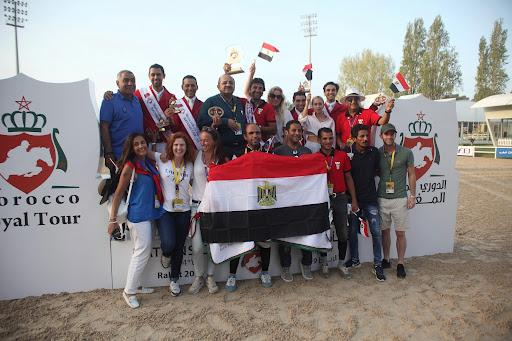 نتيجة بحث الصور عن منتخب مصر للفروسية يتأهل لأولمبياد طوكيو