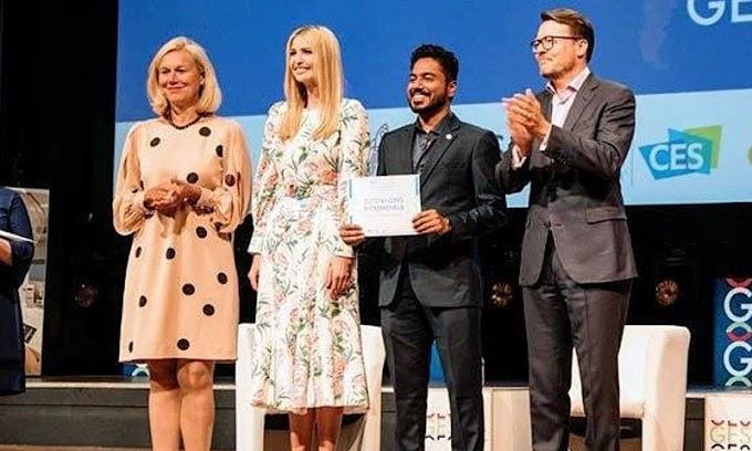 Pakistani Star Company succeeded in winning the World Award