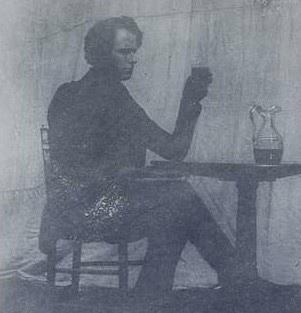 Nicolaas Henneman fotografiado por Henry Fox Talbot en 1842. Rijksmuseum