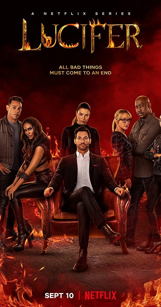 SERIES: Lucifer (Complete Season 6)