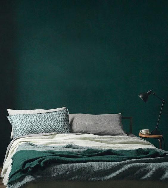 Regardsetmaisons comment se cr er un crin vert dans la chambre - Comment se creer le vent ...
