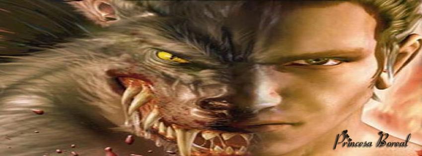 Princesa Boreal Hombre O Lobo