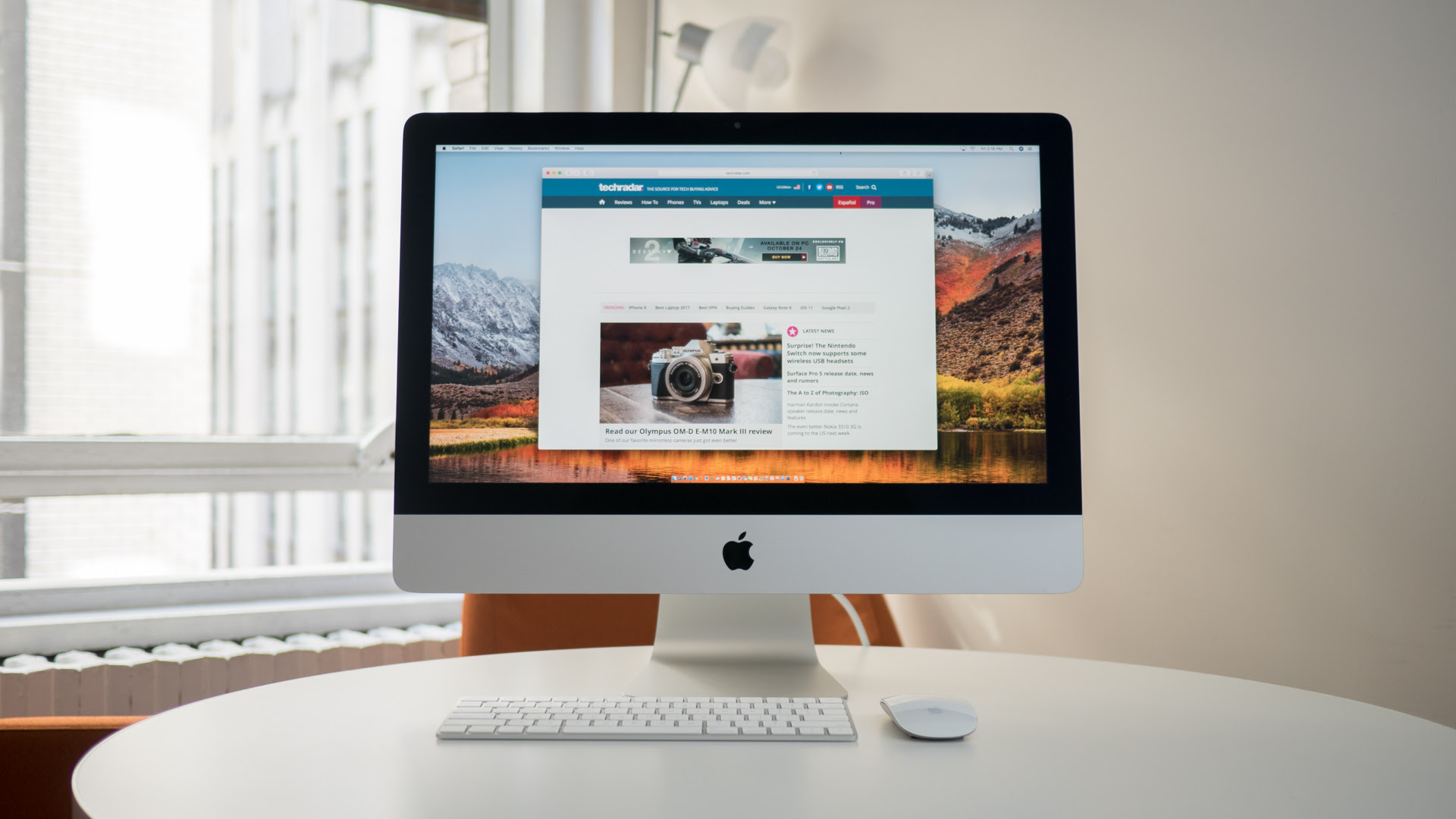 The best macs to buy in 2017 apple 39 s top imacs macbooks - Desk for imac inch ...