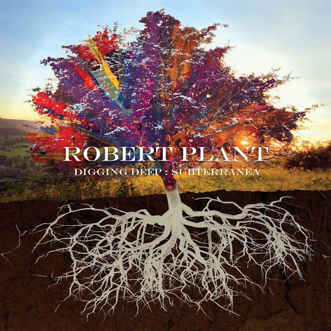 Robert Plant's 'Digging Deep: Subterranea' Out Now