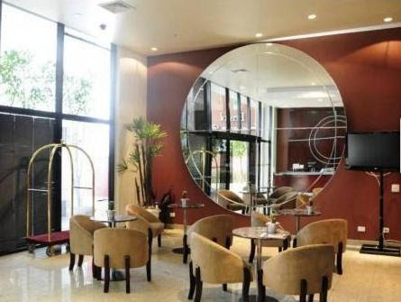 Review Slaviero Suites Curitiba Soho