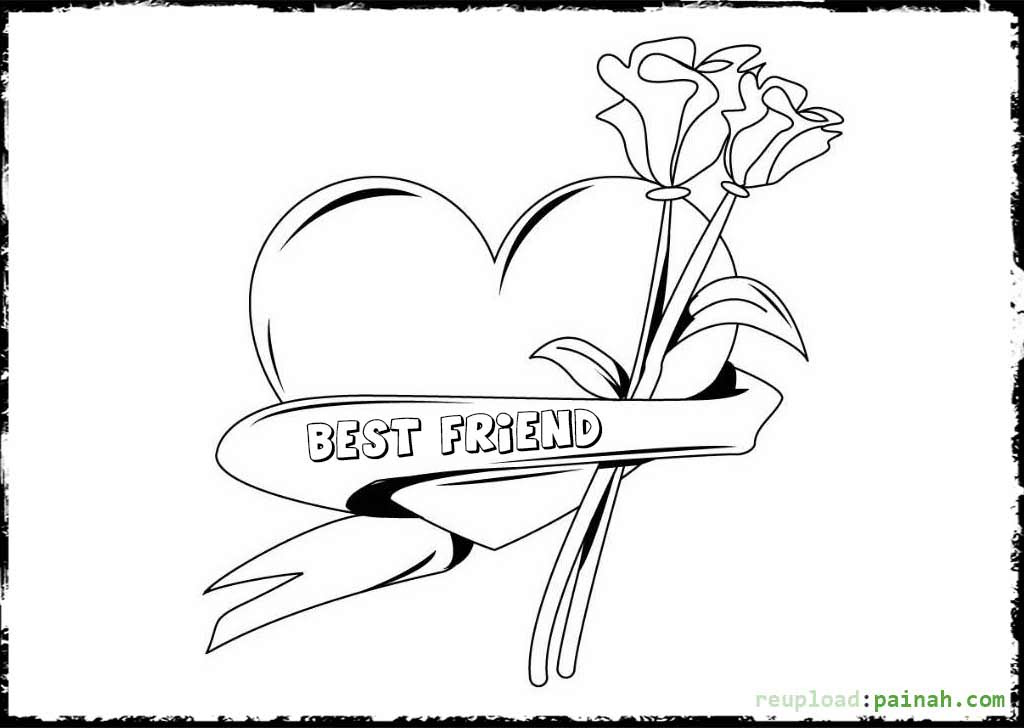 Coloring Pages For Teens Hearts in 2020   Love coloring pages ...   728x1024