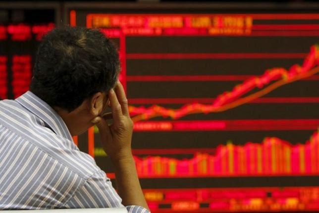 Trung Quốc, đầu tư, chứng khoán, cổ phiếu, Wahaha, Morgan, Fosun, AIIB, Bắc-Kinh, Tập-Cận-Bình, Trung-Quốc, Biển-Đông, chứng-khoán, Shanghai Composite Index, Hang-Seng,