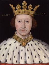 King Richard II of England was thought to have died in Yorkshire after being deposed by his cousin
