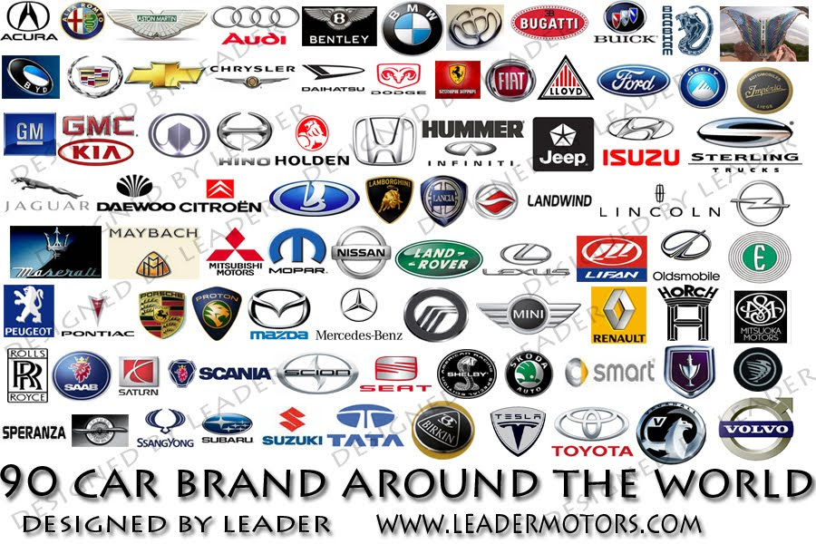 Car Brands That Start With D >> Cars Brand Logo All Desain
