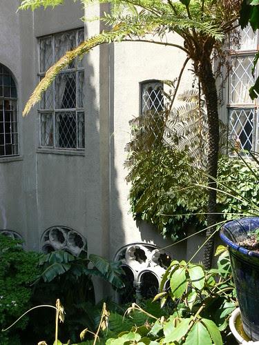Courtyard, Berkeley City Club