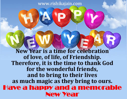 Wish You A Very Happy New Year Daily Inspirations For Healthy Living