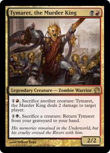 Tymaret, the Murder King