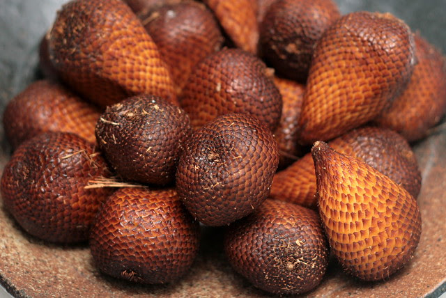 Buah Salak or Snake Fruit