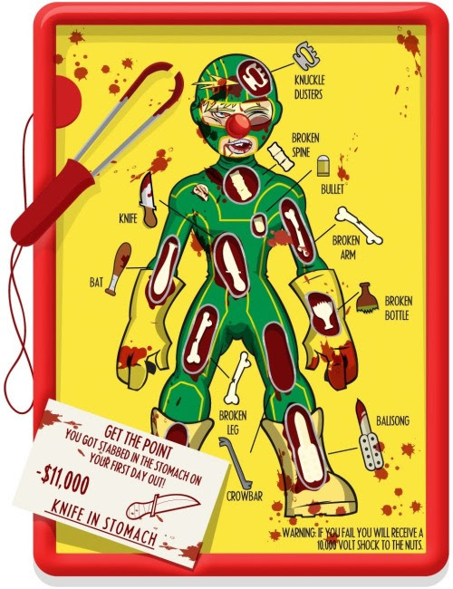 danhacker:  Operation: Kick-Ass | created by Das Chupa I'd buy this, no question.