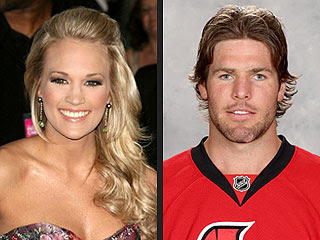 carrie underwood engaged mike fisher