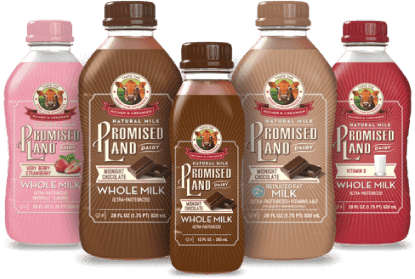 Where to Buy | Promised Land Dairy