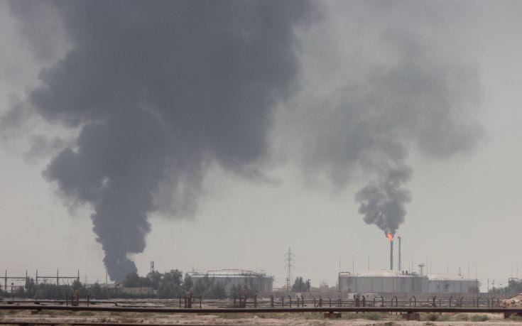 Τέσσερις νεκροί από επίθεση καμικάζι σε εγκαταστάσεις αερίου στο Ιράκ