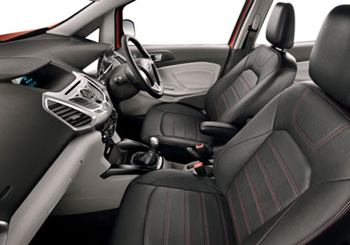 Ford Ecosport Front Seats