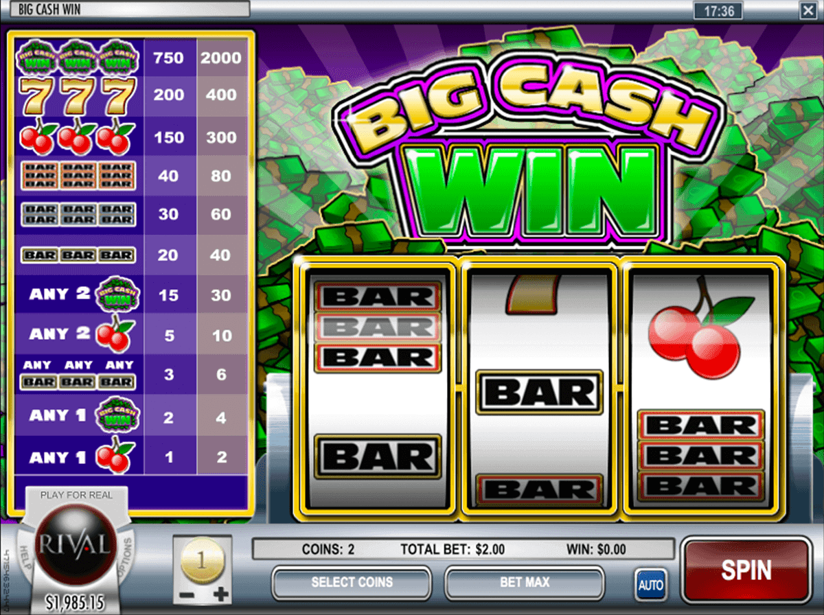Free casino slots real money