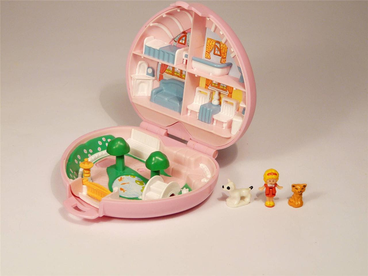 Image result for vintage polly pocket