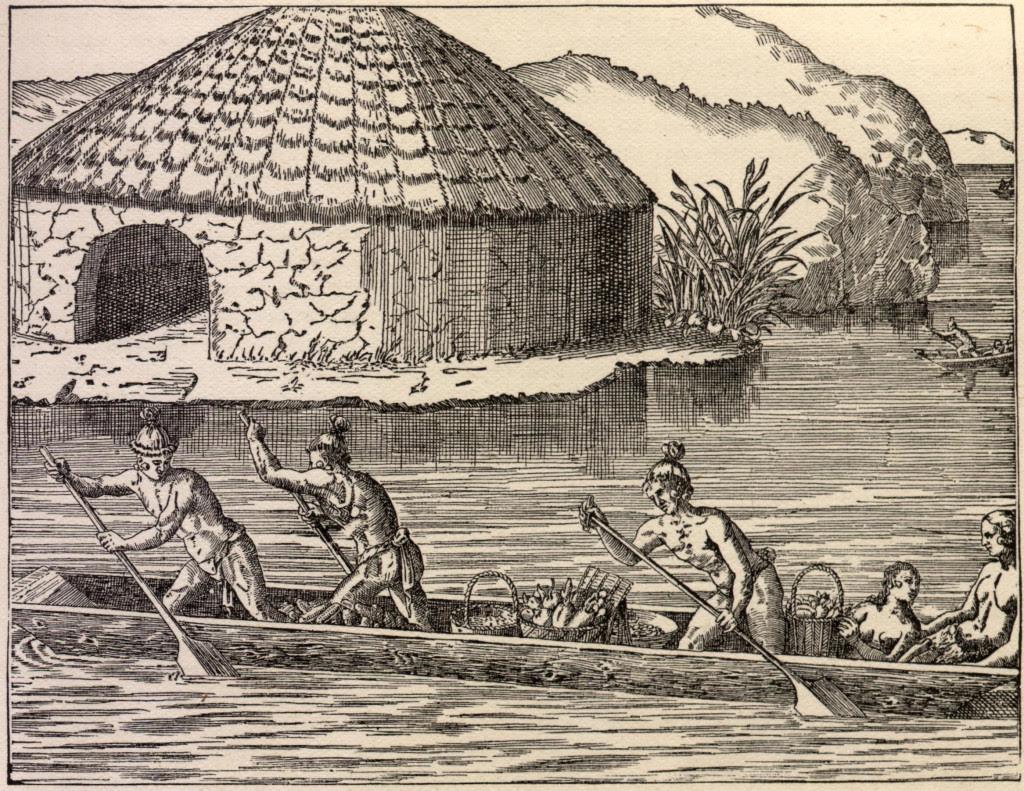 Indios Seminolas