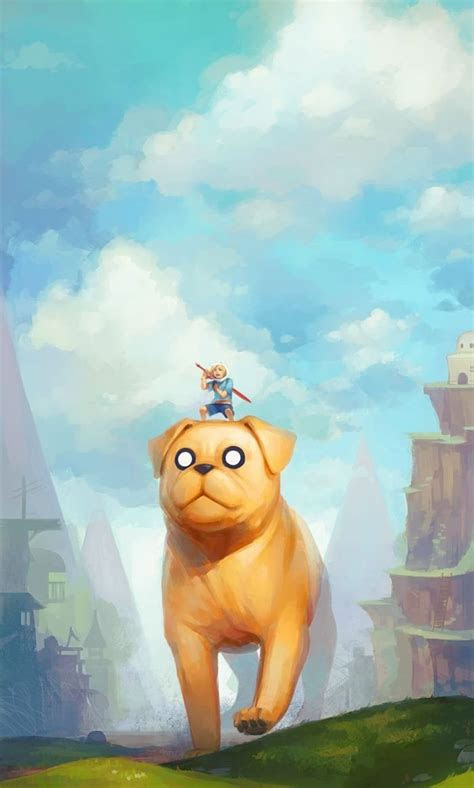 awesome adventure time fan art  peculiar child