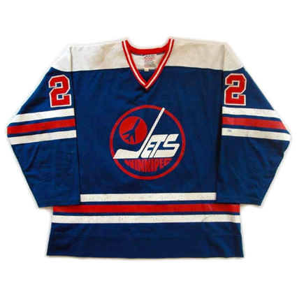 Winnipeg Jets 77-78 jersey, Winnipeg Jets 77-78 jersey