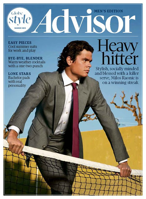 Globe Style Advisor_June Cover