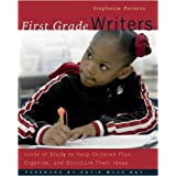 http://www.amazon.com/First-Grade-Writers-Children-Structure/dp/0325005249/ref=sr_1_1?ie=UTF8&qid=1402457524&sr=8-1&keywords=first+grade+writers