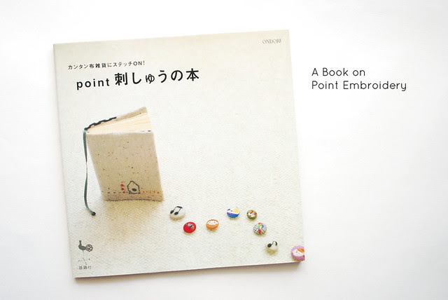 A Book of Point Embroidery