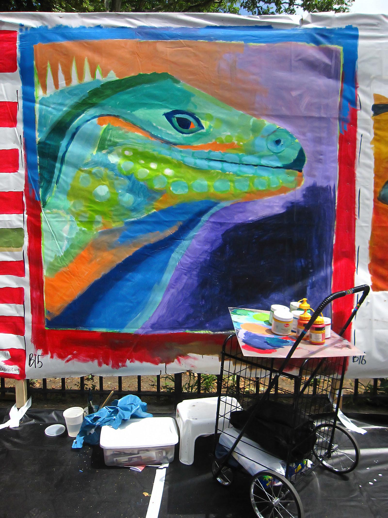 Howl Festival - Art Around the Park