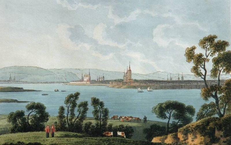 19thcentury001 56 Russian Cities In the XIX Century