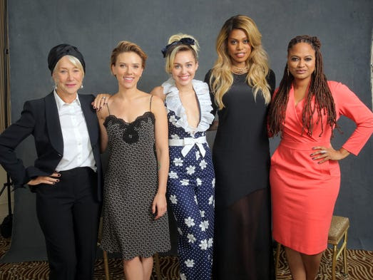 A-list stars were honored at Variety's annual Power