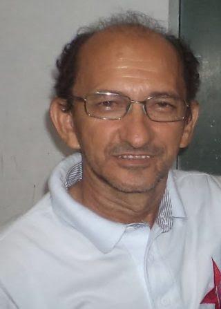 Candidato José Farias de Castro