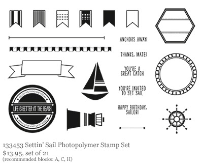 stampin up, Settin Sai Photopolymer