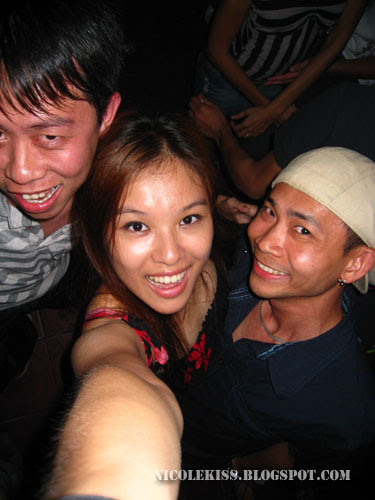 the party trio