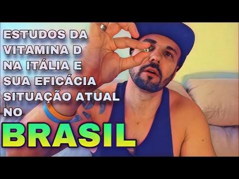 ESTUDOS DA VITAMINA D NA ITÁLIA E SUA EFICÁCIA E A SITUAÇÃO ATUAL NO BRASIL CASA MAROMBA RELATA