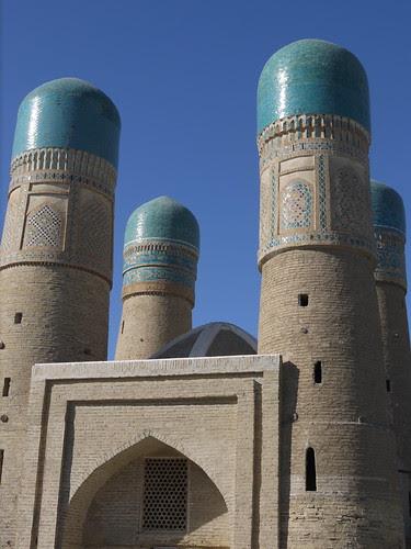 Uzbekistan by Yekkes