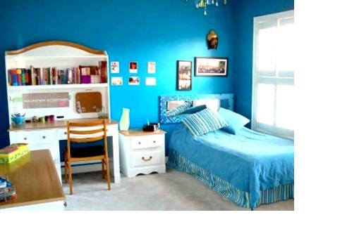 Warna Cat Kamar Tidur Yang Baik Untuk Kesehatan 2 Desain
