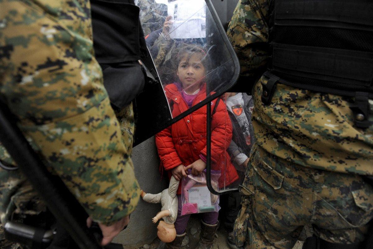 refugee greece