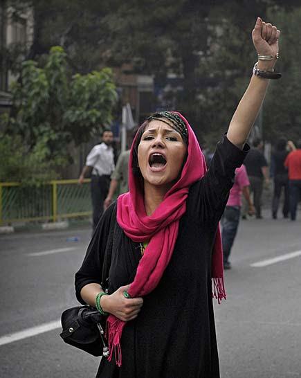 Rivolta in Iran