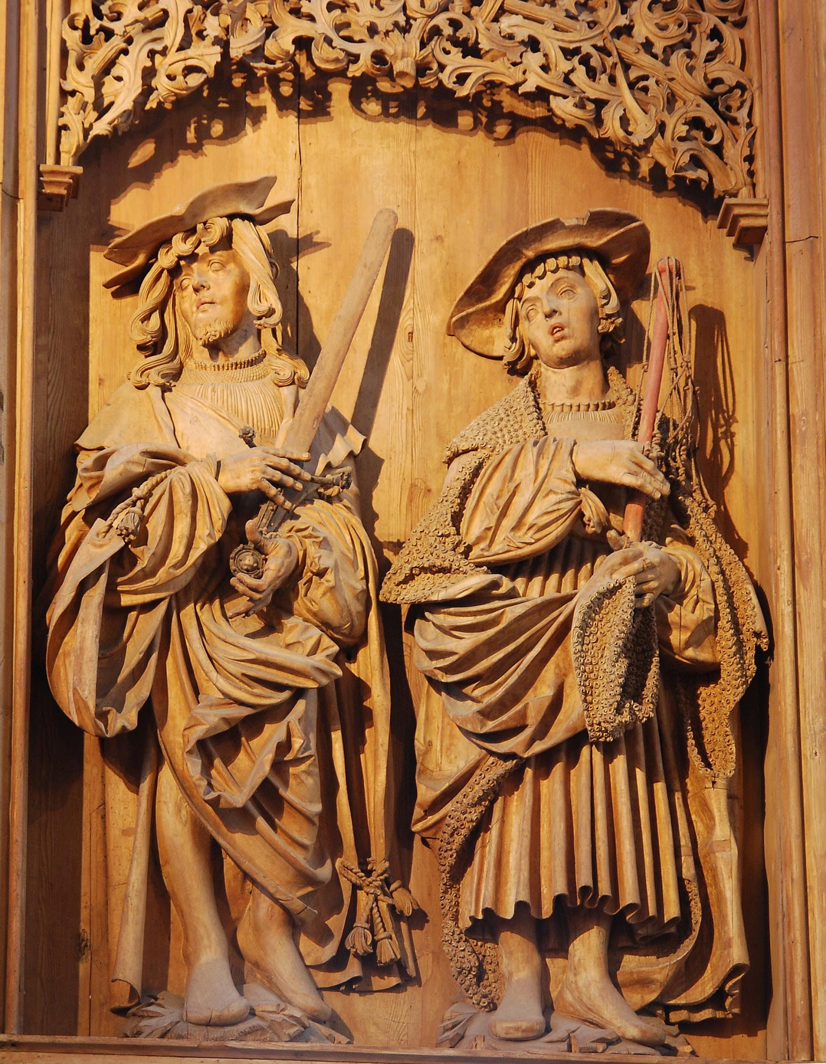 STS. GERVASIUS an PROTASIUS Martyrs