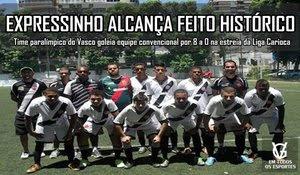 Expressinho do FUT7 PC faz história na Liga Carioca