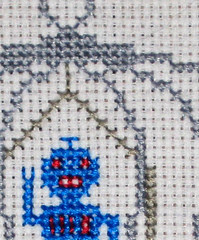 pet robot detail
