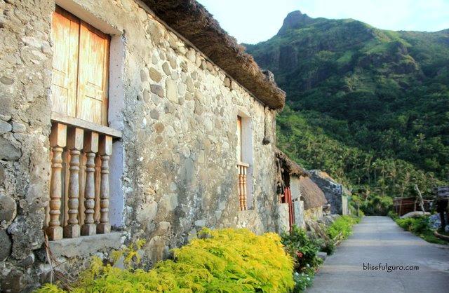 Chavayan Village Sabtang Island Batanes Philippines