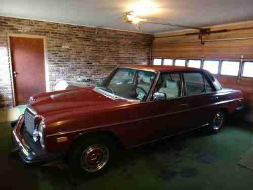 Purchase used 1976 Mercedes-Benz 300D Sedan 4-Door 3.0L ...