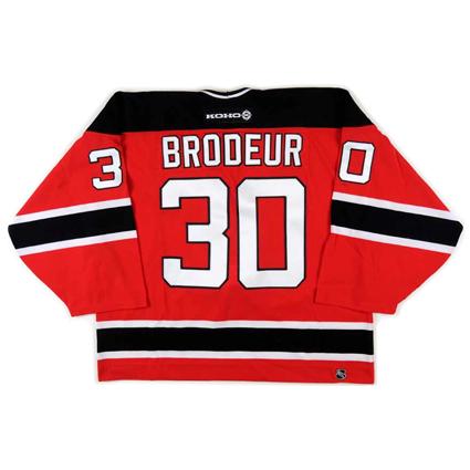 New Jersey Devils 02-03 jersey, New Jersey Devils 02-03 jersey
