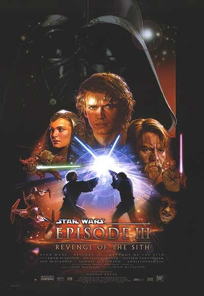 Once Driven Reviews >> Creeper's Reviews from the Abyss: Star Wars III: Revenge ...