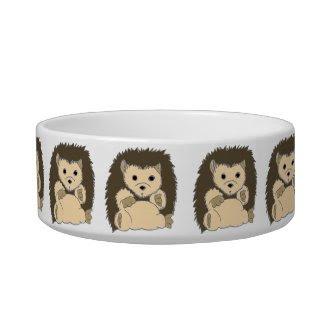 HedgeHog Pet Bowl