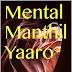 Mental Manthil Yaaro (Tamil Edition) PDF Book Download